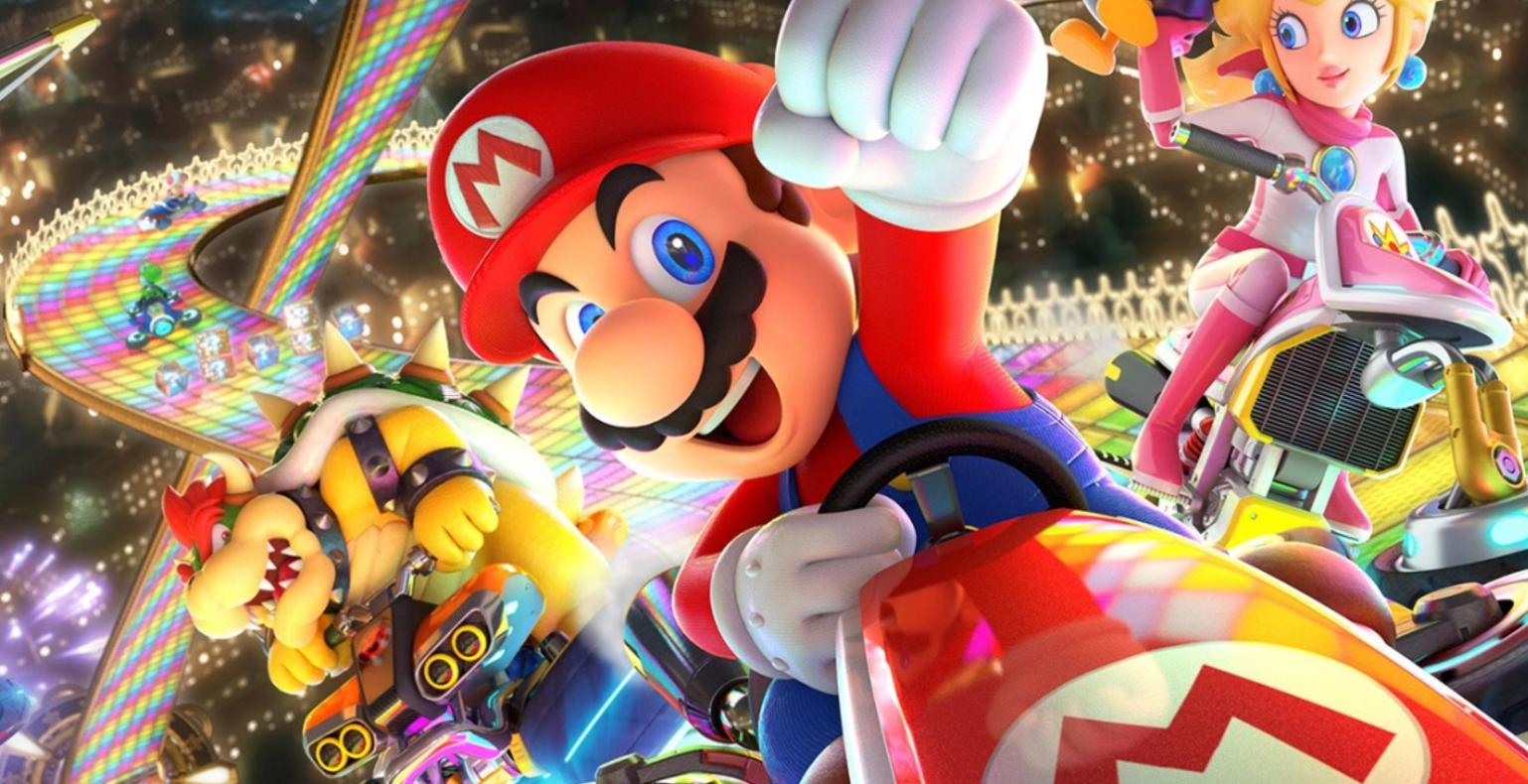 Se comparten resoluciones y rendimiento de Mario Kart 8 Deluxe
