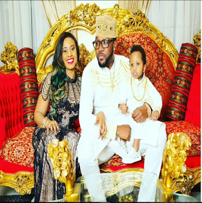 Exclusive Photos From Emoney's Son, Chukwuebuka's 3rd Birthday Party