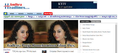 Andhra Headlines