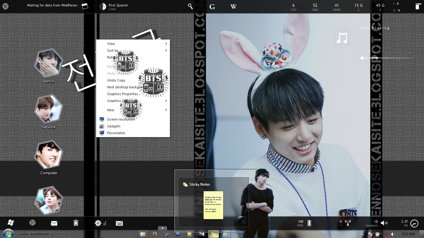 Google theme jungkook - So What Do You Think About This Theme Guys I Hope You Like It This Is A Free Themes But You Might Want To Donate First To Support This Blog And