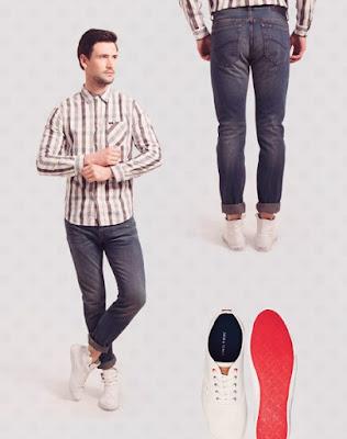 style anak kuliah pria baju kemeja