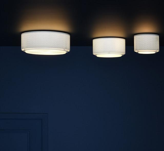 Ceiling lamp G13 , Pierre Guariche design, 1952. Sammode Studio reissue.