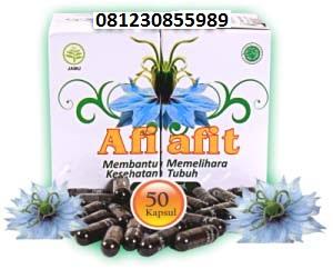 Herbal Afiafit Kapsul Murah Surabaya Sidoarjo Indonesia