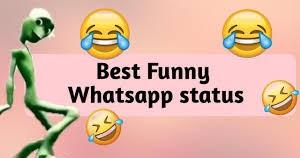 Funny Status in Hindi for Whatsapp