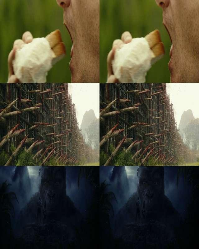 Kong: La isla calavera (2017) 3D SBS Latino