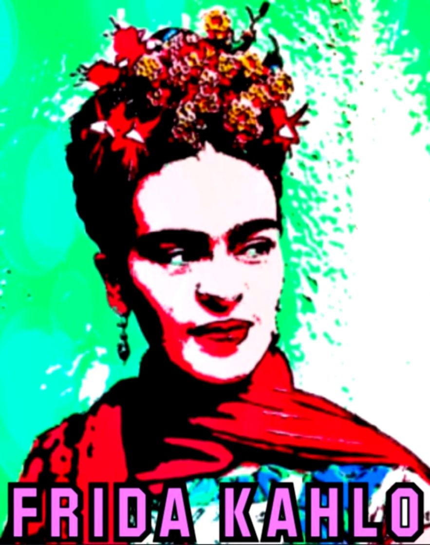 Frida Kahlo Wallpaper