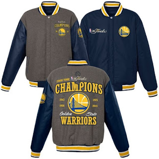 Golden State Warriors 4 Time NBA Champions Jacket - Reversible Wool, golden st. warriors champions jacket, golden st. champs wool jacket