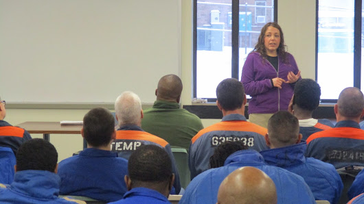 Our Involvement with Cooper St. Correctional Facility's Employment Readiness Program