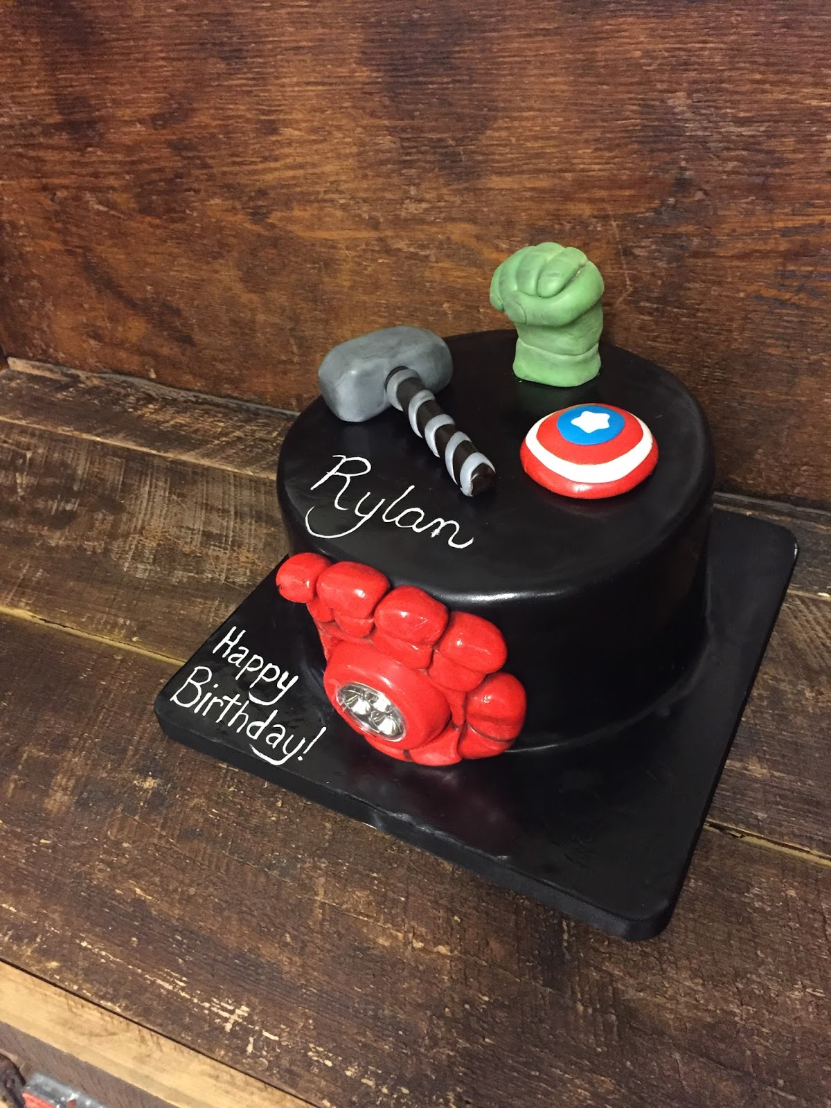Sweet Ts Cake Design