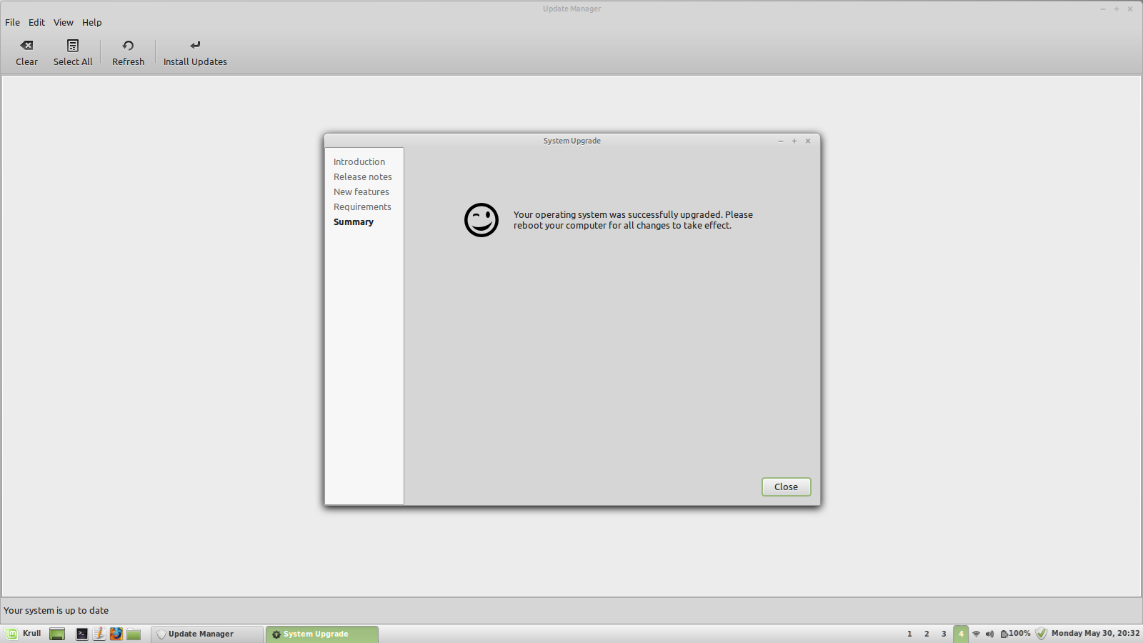 oesediez: Linux Mint Cinnamon 17 3 On The Thinkpad T430