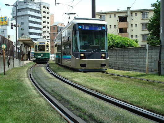 Nagasaki Tour with Street Car - Yellow Line - Ö.Burcu Öztürk