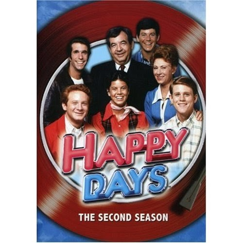 "Holiday Film Reviews: Happy Days: ""Guess Who's Coming To ..."