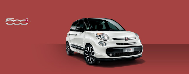 Canzone Pubblicità Fiat 500L con la coppia