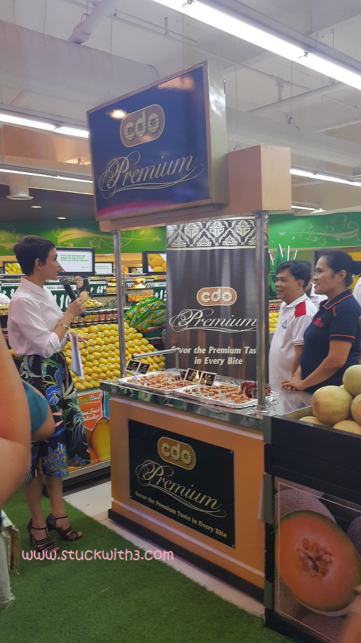 Robinsons Supermarket celebrates Freshtival 2015 this July - Erica YuB