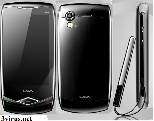 Lava mobiles new release Lava a10 features with lava dual sim