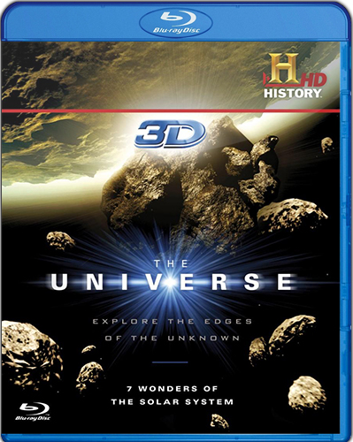 Our Universe 3D [2013] [BD25] [Latino – Castellano] [2D & 3D]