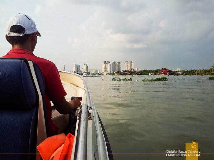 Villa Song Saigon Speed Boat