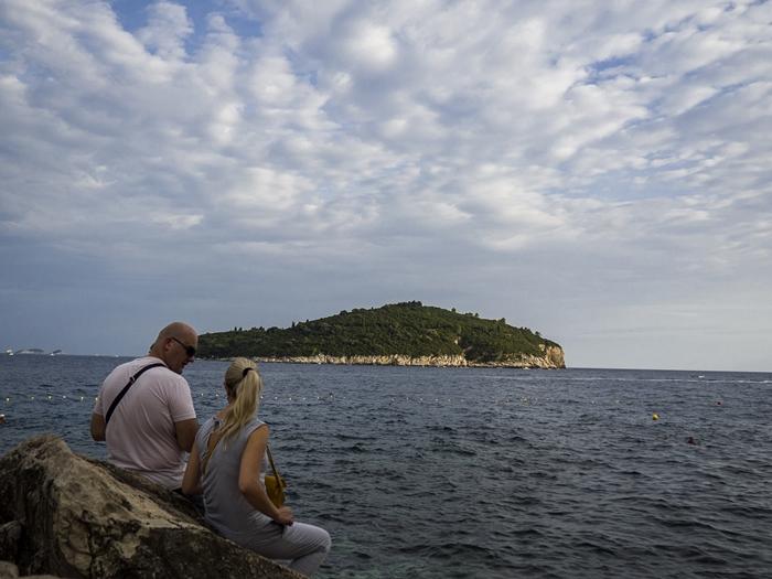 Chorwacja sceny z Gry o tron