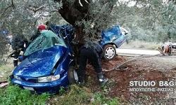 Τροχαίο δυστύχημα για οικογένεια στην Αργολίδα με νεκρό