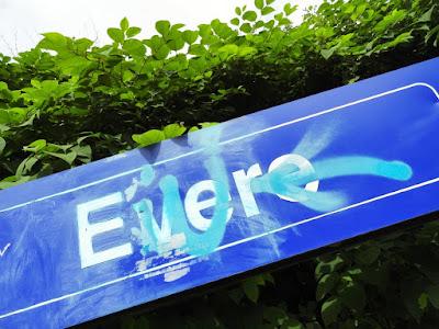 evere station