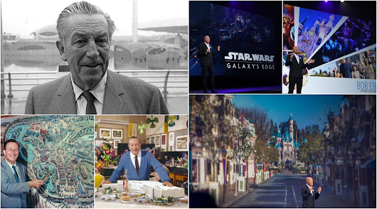 Walt Disney's Dreams Grow and Change But to What End?