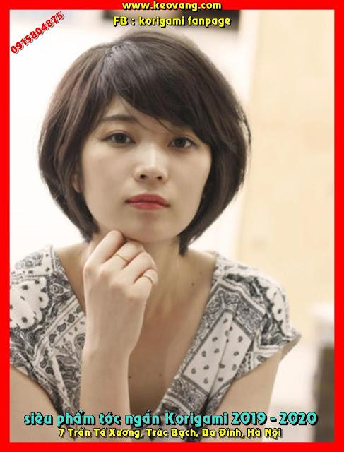 Những kiểu tóc ngắn thế này dã làm nên thương hiệu TIỆM TÓC TOMBOY ĐẸP NHẤT VIỆT NAM _ một vinh dự dành cho Korigami