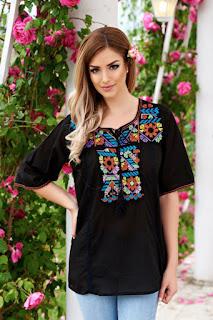 Ia traditionala pentru look casual 2