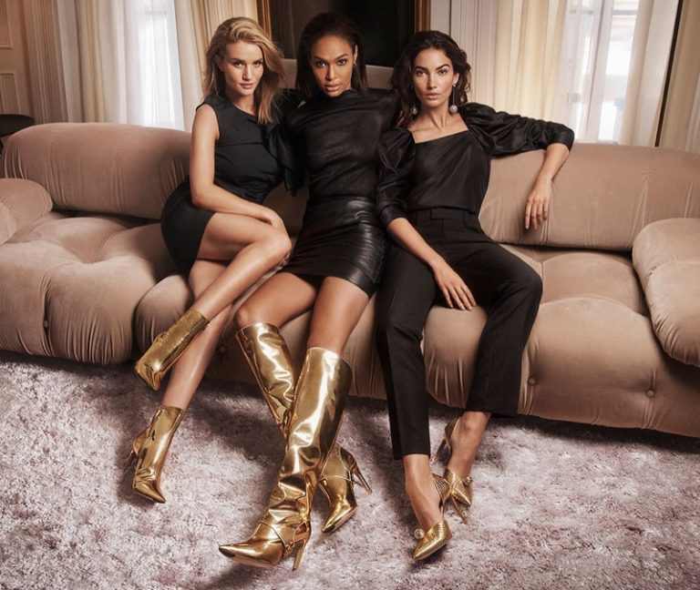 Jimmy Choo Fall Winter 2018 Campaign