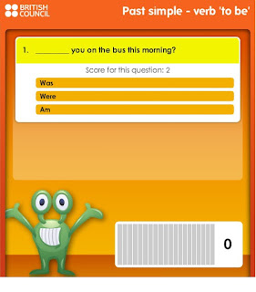 http://learnenglishkids.britishcouncil.org/en/grammar-games/past-simple-verb-be