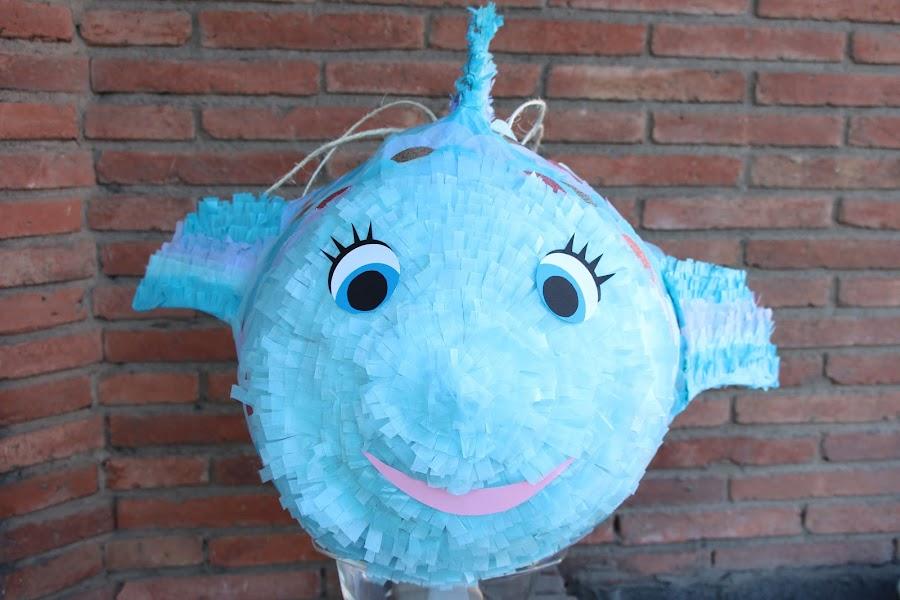 piñata pez