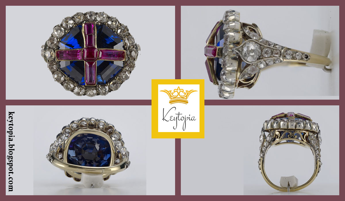 3 The Coronation Rings Crown Jewels Inspiration For Wedding Rings