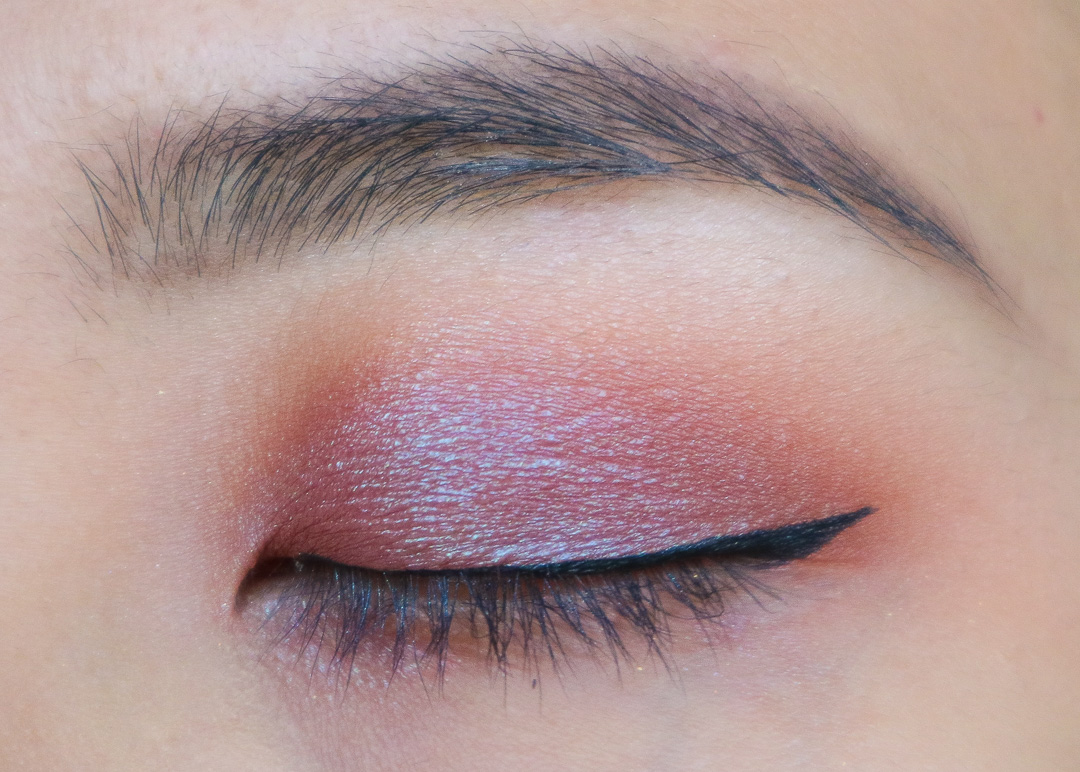 Red and Duochrome Eyeshadow Tutorial using Colourpop Yes Please Palette & Makeup With Rising Phoenix Eyeshadows
