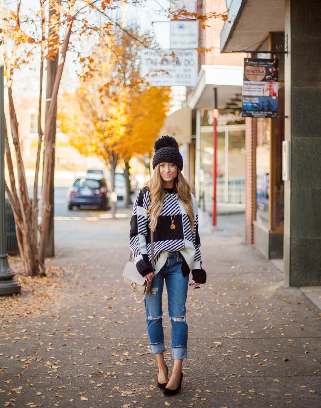 goodnight macaroon amelia sweater