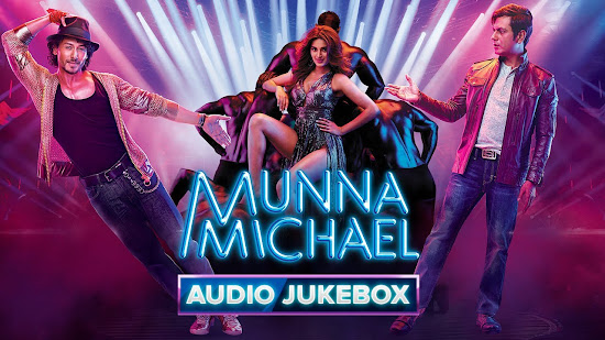 Beat It Bijuriya - Munna Michael (2017)