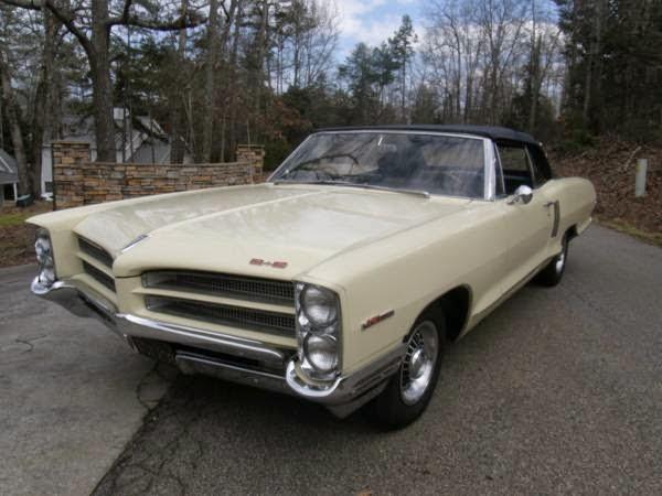 1966 Pontiac 2 2 Convertible For Sale Buy American