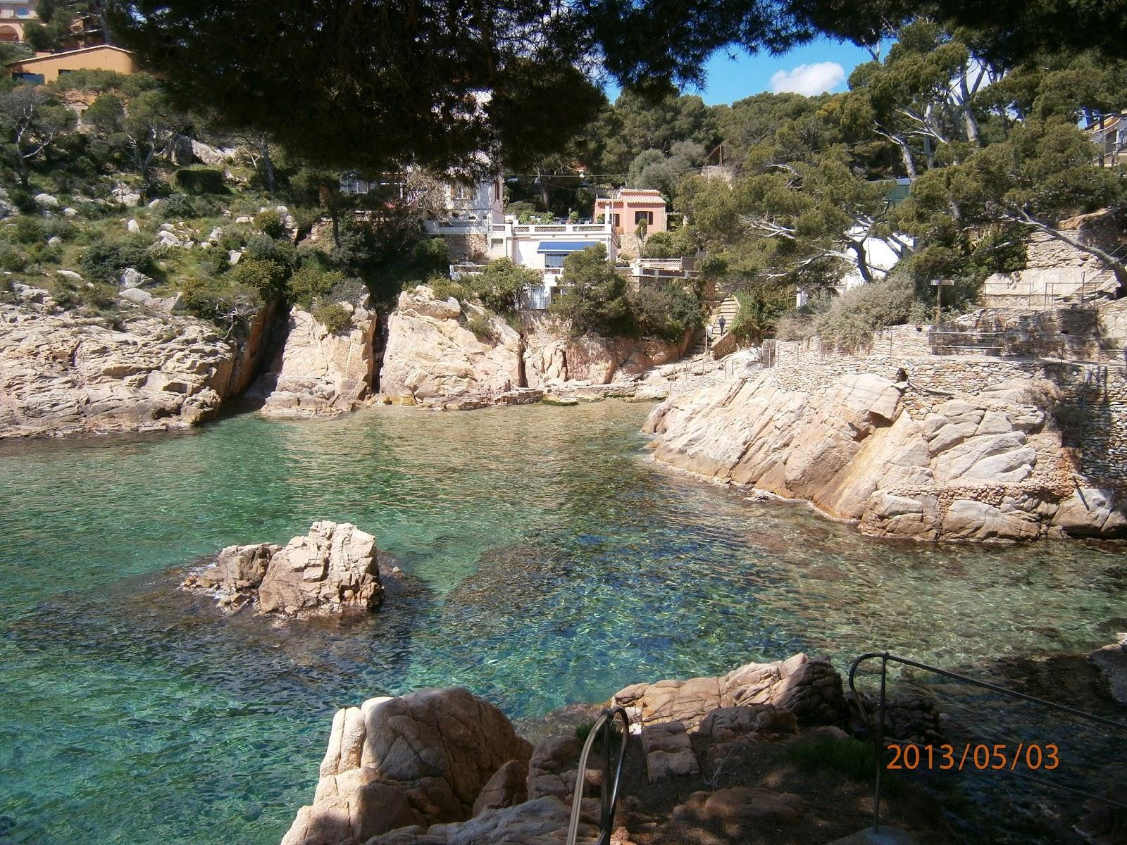 Ses Falugues Els Meus Camins Vora El Mar De Cap Rub 237 A