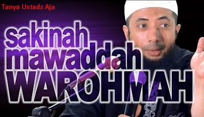 Asas Pondasi Rumah Tangga Islam Oleh Ust.Khalid Basalamah