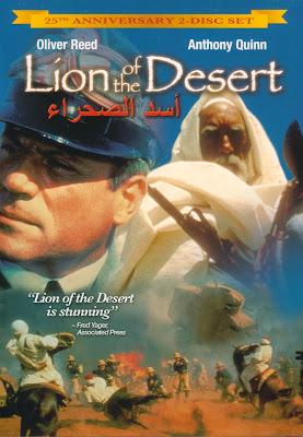 Sư Tử Trắng Trên Sa Mạc