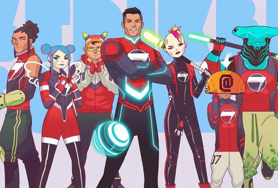 afde15a4b1 Cristiano Ronaldo terá série de animação com super-heróis ~ FutGestão