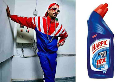 Ranveer Compare His Dressing Style With Toilet Cleaner