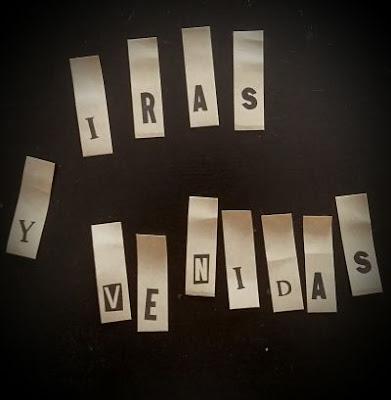 Iras y venidas - Marieta Pancheva - iros - gramática