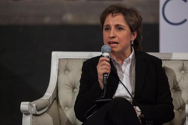El Trashumante de la Noche, Aristegui y Villamil vs Xenofobia a migrantes