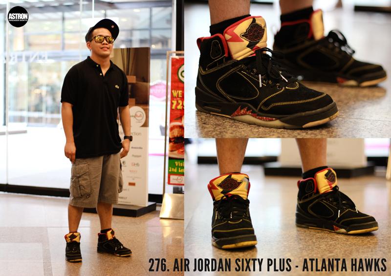 6a3bc5a271 Air Jordan Sixty Plus - Atlanta Hawks