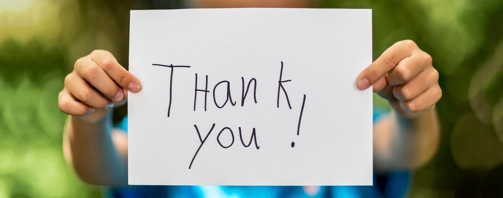 13 عبارة مختلفة للشكر والرد على الشكر باللغة الإنجليزية تعلم اللغة الإنجليزية