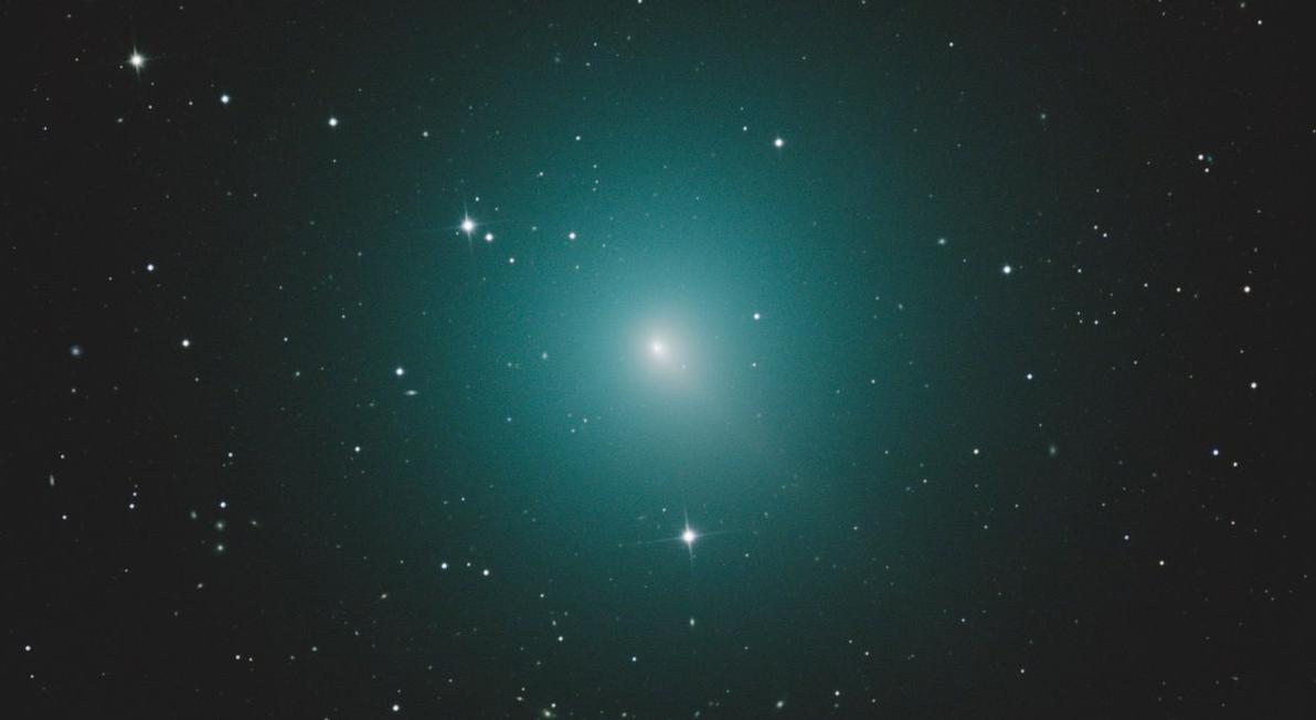 Avete visto la Cometa di Natale? E' arrivata la Cometa Wirtanen, la più brillante dell'anno.