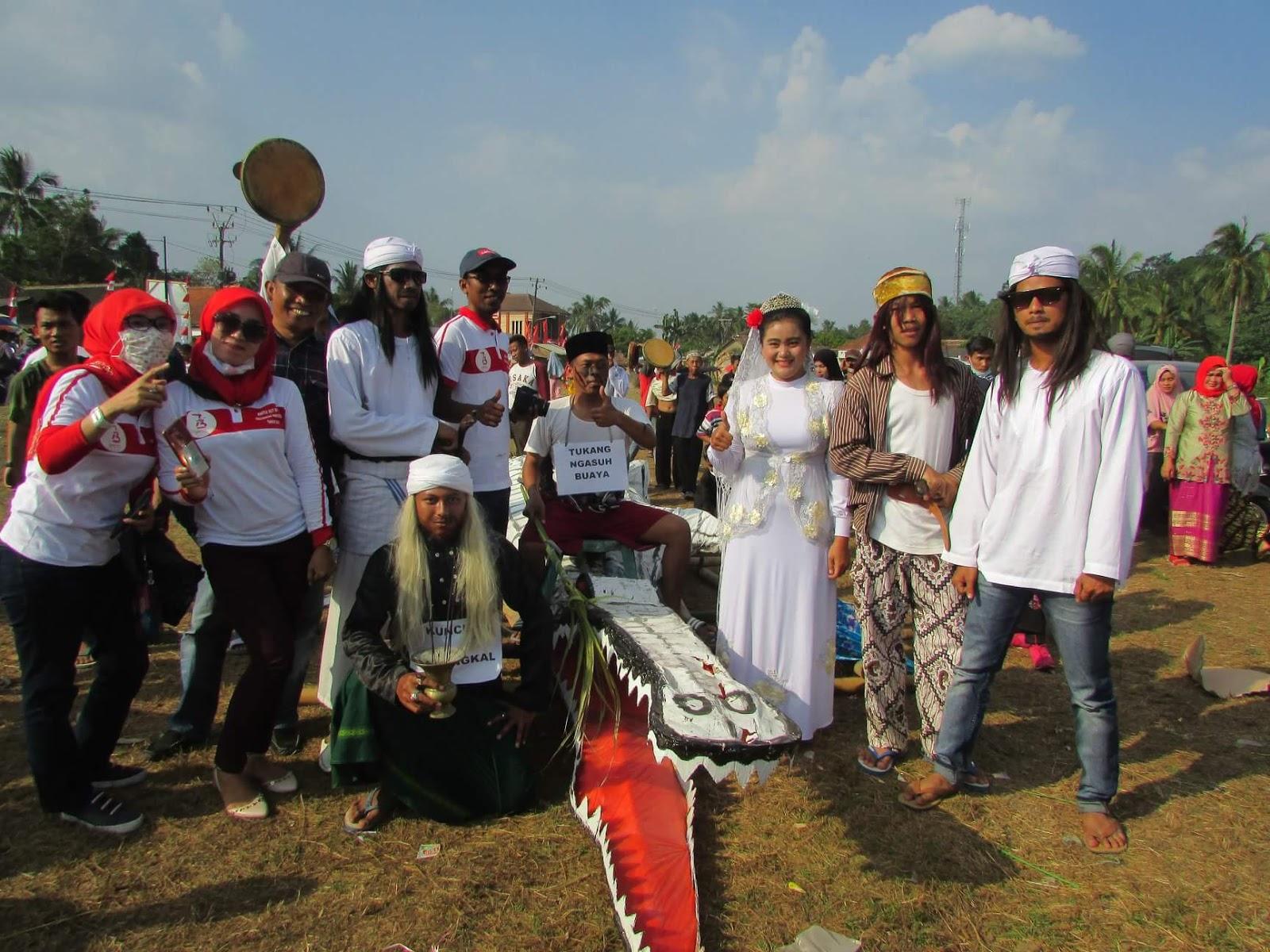 Karnaval desa padarincang