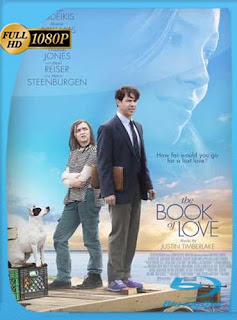 El libro del amor (2016) HD [1080p] Latino [Mega] SilvestreHD