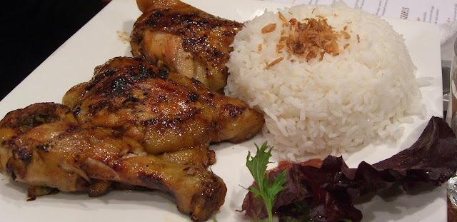 Resep Ayam Bakar Spesial Bumbu Rica
