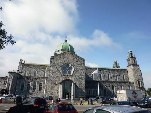 Galway Cathedral, la Catedral de Galway (Irlanda) (@mibaulviajero)
