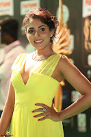 Madhu Shalini Looks Super Cute in Neon Green Deep Neck Dress at IIFA Utsavam Awards 2017  Day 2  Exclusive (45).JPG